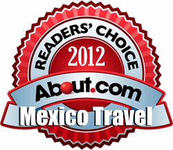 About.com Readers' Choice Awards Mexico Travel