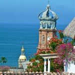 Iconic Church, Puerto Vallarta