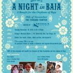 A Night in Baja for the Kids - Corazon de Vida