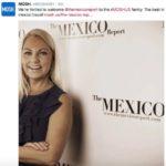 Susie Albin-Najera, The Mexico Report