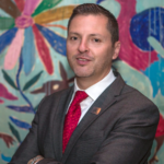 Rodrigo Esponda, new managing director of Los Cabos Tourism Board