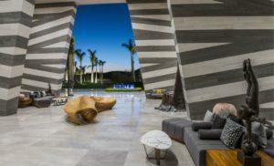 Grand Velas Los Cabos lobby