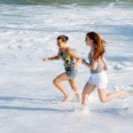 Stranger Things stars Millie Bobby Brown and Sadie Sink visit Grand Velas Los Cabos. Photo by Enrique Morales